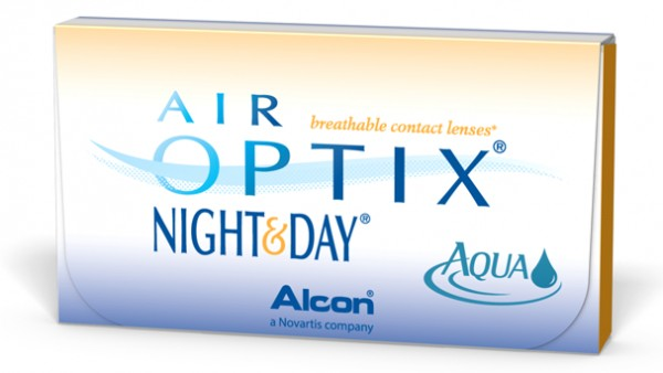 Alcon Air Optix Aqua Night and Day Monatslinsen