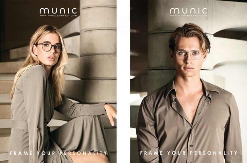 Munic Eyewear frame your personality