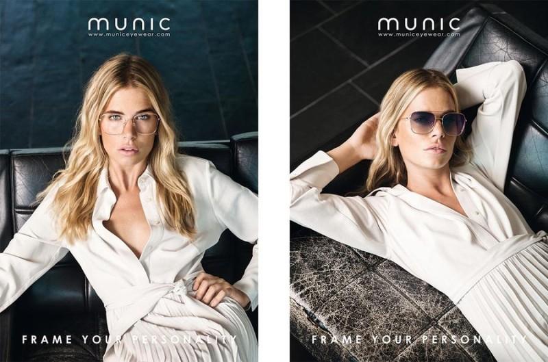 munic eyewear titanium
