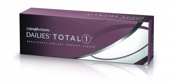 Alcon Dailies Total One 30er-Pack Premium Ein-Tages-Kontaktlinsen
