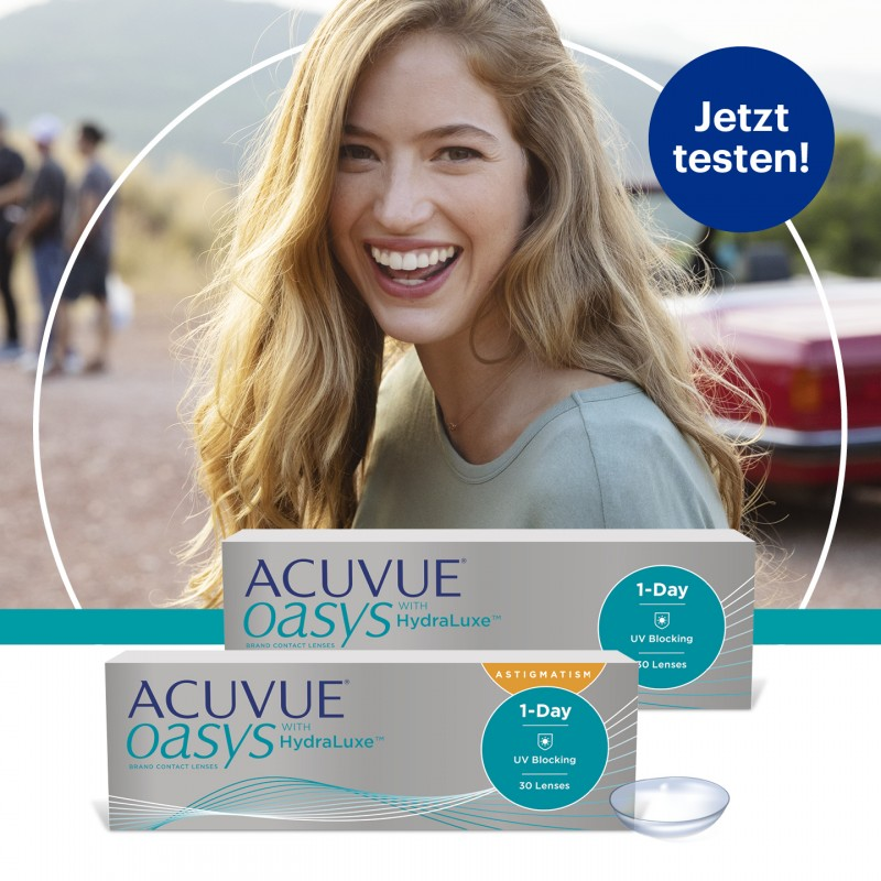 Acuvue Oasys One Day