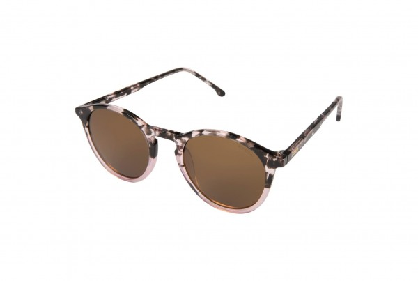 Sonnenbrille Komono The Aston rose dust